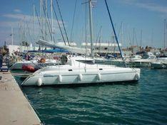 Яхта Athena 38