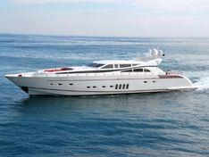Яхта Leopard 34m