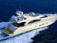 Яхта Dominator 65