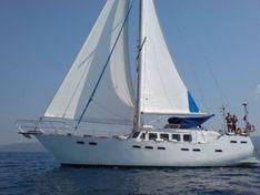 Яхта Albatros 52