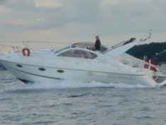 Яхта Sheherazade/Targa 34