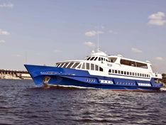 Яхта Vedi 48
