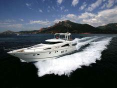 Яхта SMART CHOICE/Fairline Squadron 74