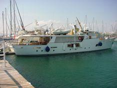 Яхта De Vries 27m