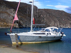 Яхта E2/Ovni 345