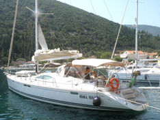Яхта Madame D'or/Sun Odyssey 54 DS