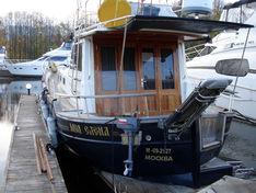 Яхта Моя Елена/Menorquin 120