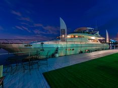 Яхта Ferretti 72