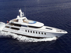 Яхта Feadship F45