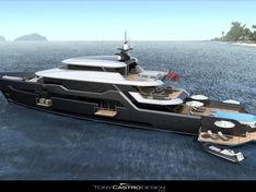 Яхта VOYAGER 170'