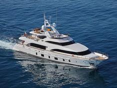 Яхта BT023/Benetti Tradition 105'