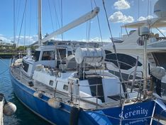 Яхта Serenity/Little Harbor 24m