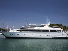 Яхта Gamayun/Versilcraft 108 Super Challenger