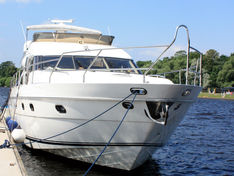 Яхта Patrizia/Princess P 65
