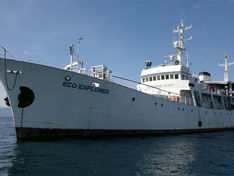 Яхта Eco Explorer/Expedition Dive Vessel 46m