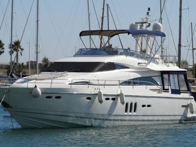 Продажа яхты Fairline 70 Squadron «Foreigner»