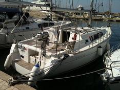 Calan/Beneteau Oceanis 34