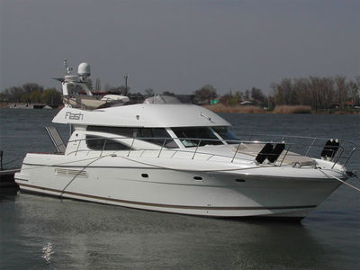 Продажа яхты Jeanneau Prestige 46 Fly «Flash»