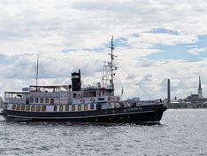 Яхта Admiral/проект 730