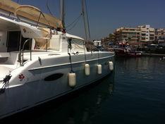 Яхта Maxim/Lipari 41 Maestro