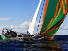 Яхта Milonga/Forna 37