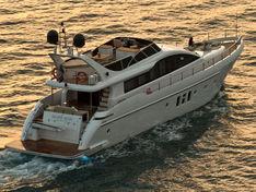 Яхта Aqualiner 77