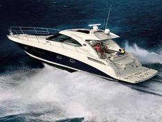 Яхта LOVE/Sea Ray 475 Sundancer
