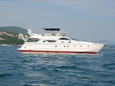 Продажа яхты Ferretti 57 Fly