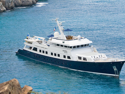 Продажа яхты M/y Chantal (Custom-built Steel Megayacht) «Chantal»