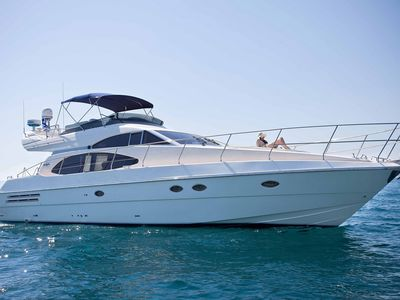 Продажа яхты Azimut 55 «JohnGina EleAnna»