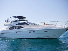 JohnGina EleAnna/Azimut 55