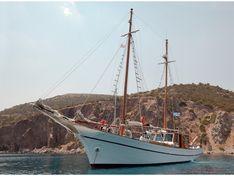 Яхта Eleftheria/Гулета Eleftheria греческой постройки
