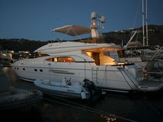 Яхта Princess 65 Viking