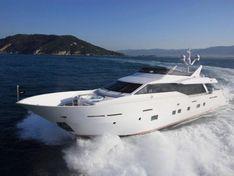 Яхта Aurora/Tecnomar 30m