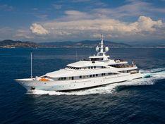 Яхта INSIGNIA/M/y INSIGNIA (Custom-built Steel Megayacht)