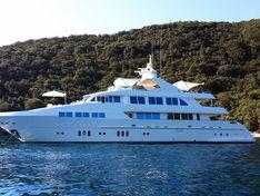 Яхта Claudius/HORIZON 128