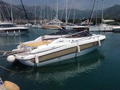 Яхта WIND/Sessa S32