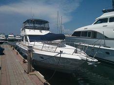 Яхта Vitech 62 Flybridge