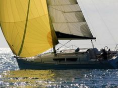 Яхта Beneteau Oceanis 320