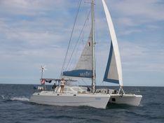 Яхта Mojo/St. Francis 44ft Catamaran