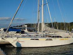 Яхта Zarya/Reinke 11 MS