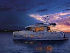Яхта Bering B70