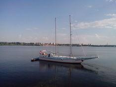 Яхта Аэлита/Индивидуальная постройка Шхуна Аэлита