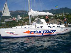 Яхта Foxtrot/39 cc