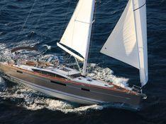 Яхта Jeanneau 57