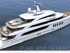 Яхта Benetti FB276