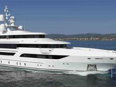 Яхта Benetti FB264
