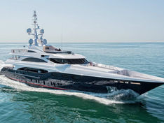 Яхта Benetti FB258