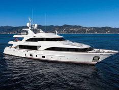 Яхта Benetti Classic 121'