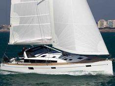 Яхта Atlas/Beneteau Sense 50